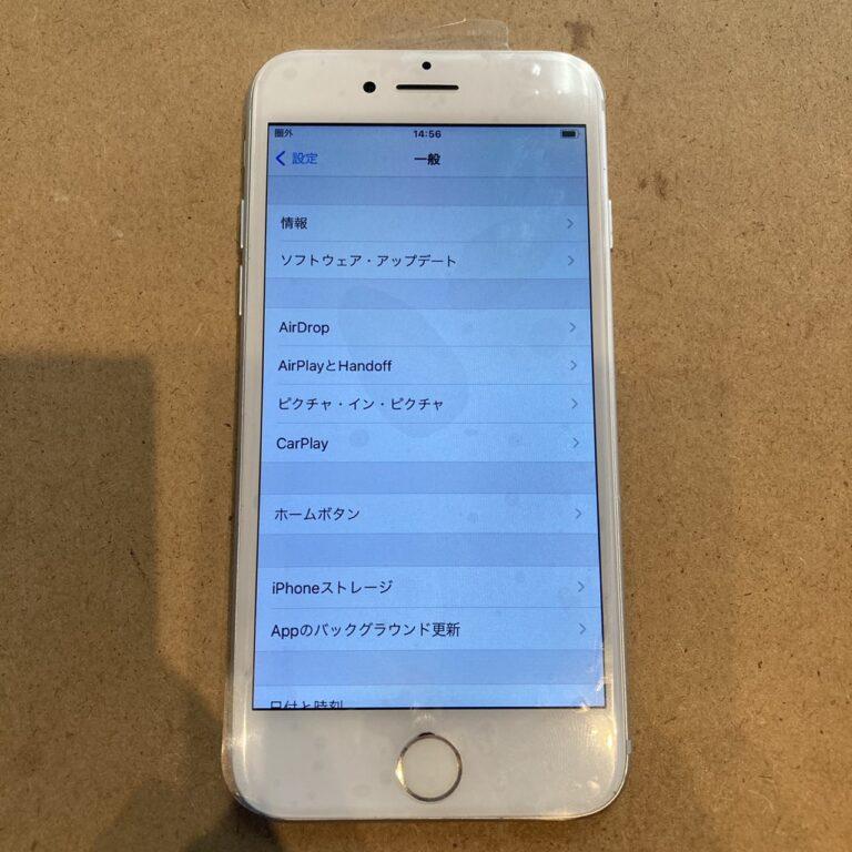 iPhone7の修理後の状態